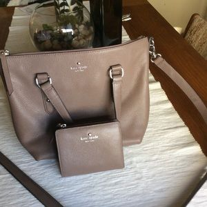 Kate Spade purse and wallet ♠️